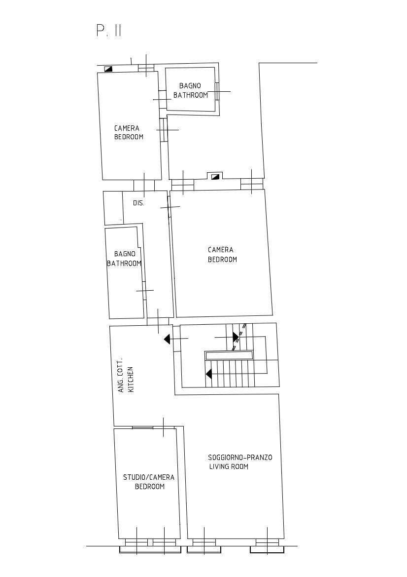 Planimetrie Venezia 590