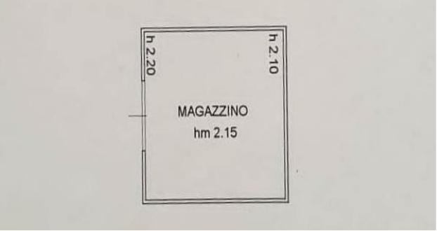 Pian Terreno Magazzino Toscana