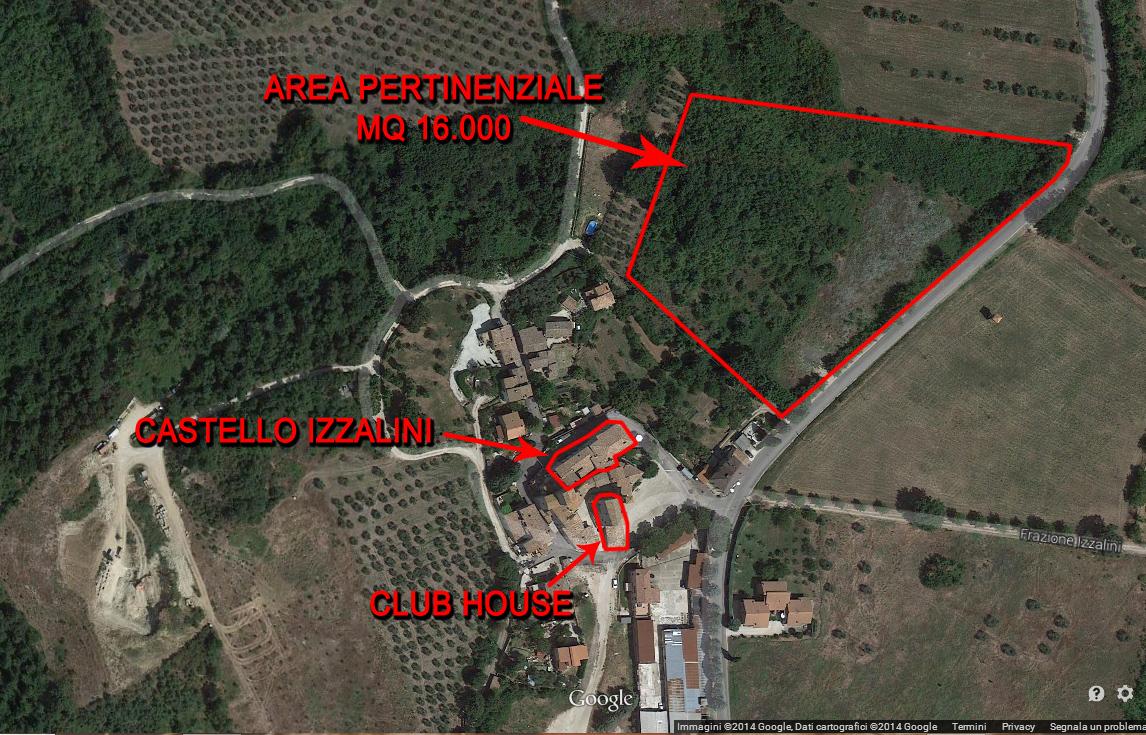 Area Castello